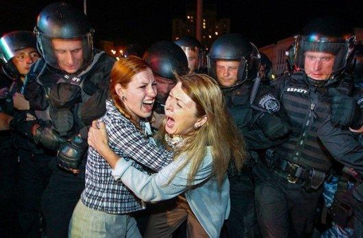 Найкращі фото часів ЄвроМайдану