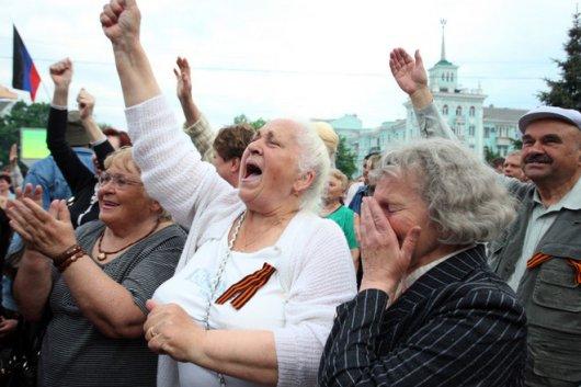 У селищі на Луганщині за три місяці від голоду померли 68 осіб