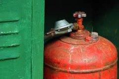 З початку грудня через газ у побуті постраждало п'ятеро осіб