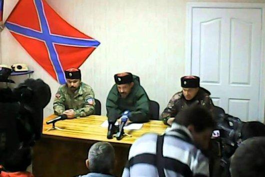 """У Луганську """"козаки"""" розстріляли російський спецназ"""