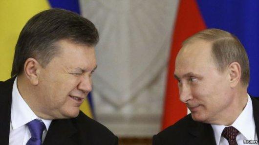 Путіна чекає безславне повторення долi його марiонетки Вiктора Януковича