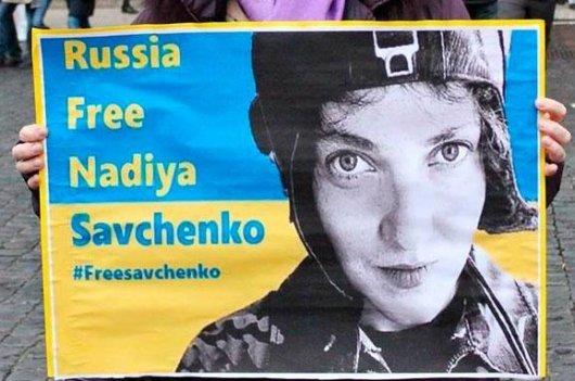 Адвокат Савченко: Надія сказала, що хоче померти