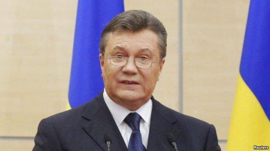 Януковича хочуть позбавити довічного звання президента