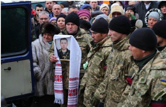 У Чернівцях попрощалися з лікарем-героєм Владиславом Трепком