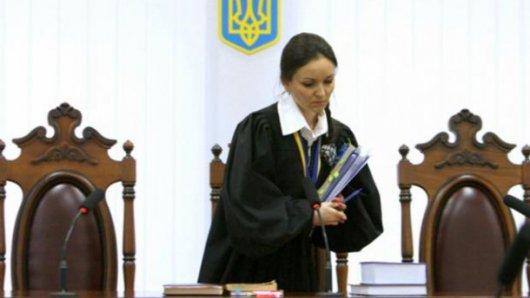 Прокуратура таки оголосила судді Царевич про підозру