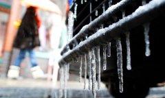 З 10 по 12 лютого очікується похолодання до 17 градусів морозу