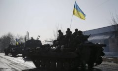 У боях за Дебальцеве 128-я бригада зазнає великих втрат - волонтер