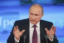 Путін розповів, як окупував Крим і рятував Януковича