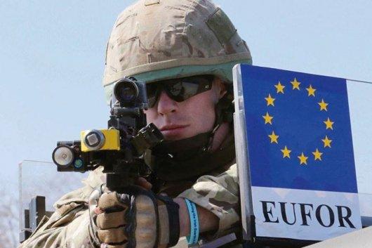 Європейські миротворці в Україну не приїдуть
