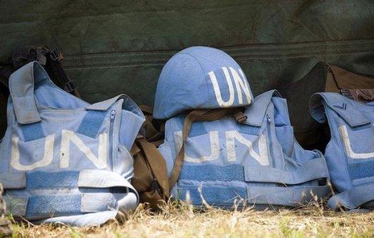 Україна звернулася до ООН з офіційним запитом на введення миротворців