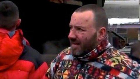 «Кіборг» Свирид і його дружина Оксана про катування в Донецьку