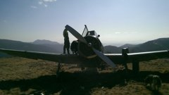 У горах неподалік кордону з Румунією правоохоронці виявили літальний апарат