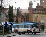 На Великдень тролейбуси у Чернівцях працюватиуть з 5 ранку