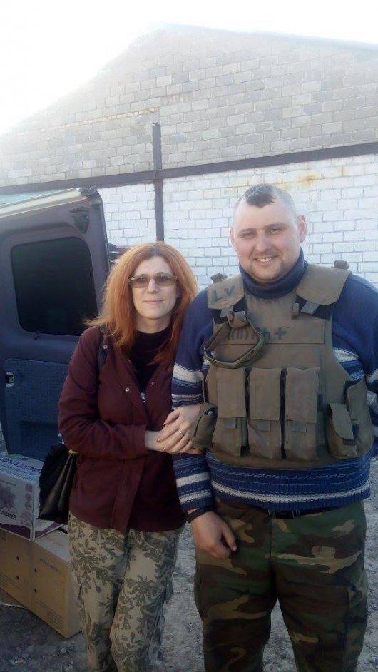 Волонтерка з Чернівців виготовляє для воїнів АТОмінки, завдяки яким бійці не хворіють