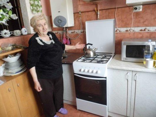 Чернівчанка Олена Абрамова: «Спасибі за добро!» «Час» допомагає людям