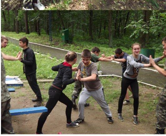 Молодь Буковини запрошують у військово-спортивний табір