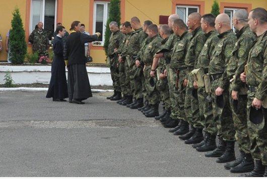 35 міліціянтів з Буковини відправились на схід