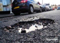 Чернівеччина – у десятці серед областей-номінантів із найгіршими дорогами