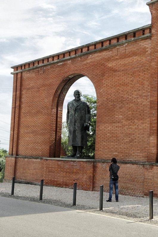 Ленін у Будапешті