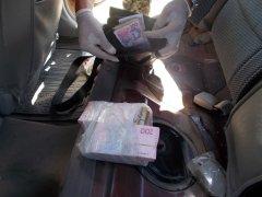 Прикордонники попередили спробу перевезення на непідкотрольні території коштів та документів