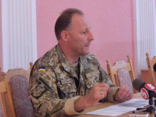 Поставку людських ресурсів до війська під час проведення 6-ї хвилі часткової мобілізації Буковина виконала на 50%