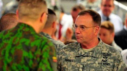 Командувач американської армії в шоці від українських військових