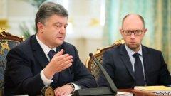 Порошенко несподівано скликав засідання Воєнного кабінету – Яценюк