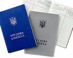 Оприлюднено законопроект про скасування трудових книжок