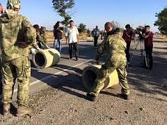Як почалася блокада Криму