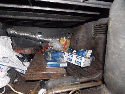 У буковинця за контрабанду цигарок вилучили авто вартістю 300 тисяч