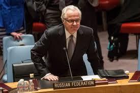 Чуркін втік з зали засідань ООН під час виступу Порошенка