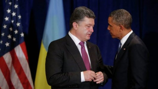 У Порошенка готують візит Обами в Україну, — ЗМІ