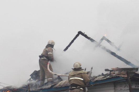 Протягом доби на Буковині сталося 6 пожеж