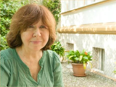 Наша землячка з Прикарпаття - лауреат Нобелівської премії (мовою оригіналу)