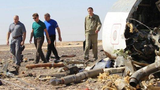 Західні розвідки перехопили листування терористів про бомбу на А321, — The Times