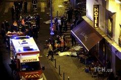 Що відбулося в Парижі в криваву п'ятницю, 13-го