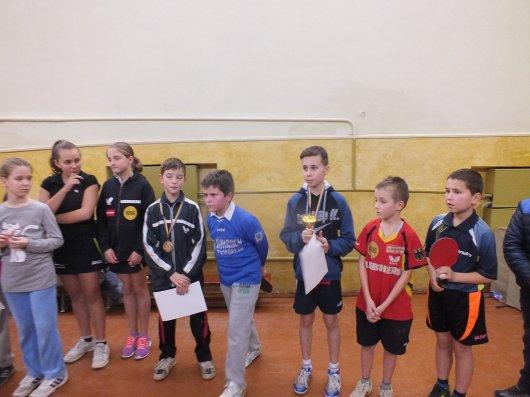 Юні чемпіони з настільного тенісу творять спортивну славу Буковині