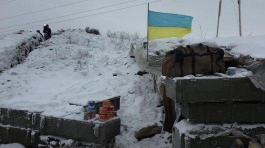 Голова Чернівецької обласної ради привіз бійцям АТО частинку Різдвяного свята