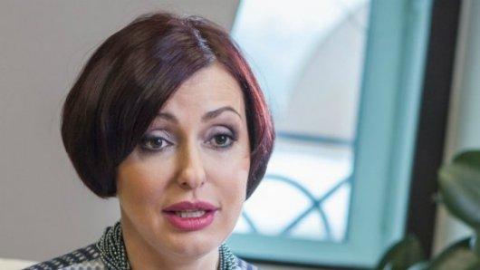 Дружина Яценюка попалась на порушенні за кермом