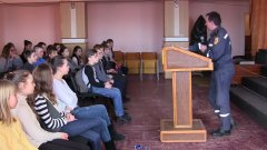 Рятувальники навідалися до школи №22 м. Чернівці