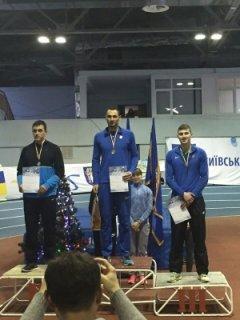 Викладач БДМУ здобув перемогу у Всеукраїнських змаганнях із легкої атлетики