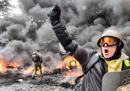 Тривожно-зловісне відлуння Майдану