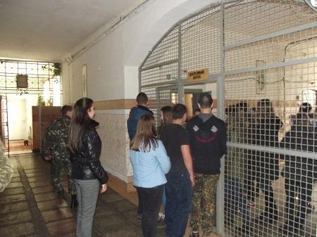 Школярі побували в Чернівецькому СІЗО