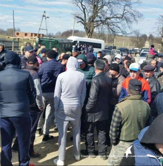 Бунт контрабандистів у Красноїльську
