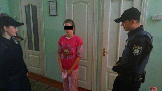 Поліцейські знайшли неповнолітню чернівчанку, яка самостійно залишила дитячий притулок