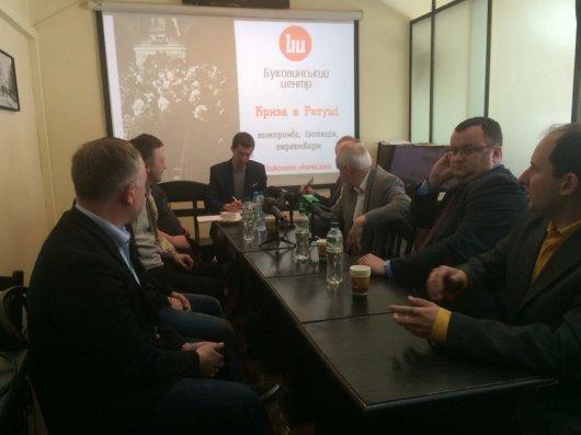 Кризи в Чернівецькій міській раді немає – вважають експерти