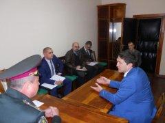 Заступник прокурора Чернівецької області відвідав Сокирянську ВК № 67
