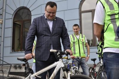 У Чернівцях запрацювала велоінспекція з питань благоустрою