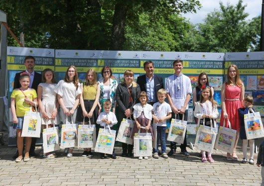 Буковинка перемогла у Всеукраїнському конкурсі малюнка серед дітей з цукровим діабетом