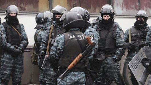 ГПУ затримала чотирьох беркутівців, підозрюваних у розстрілах Майдану